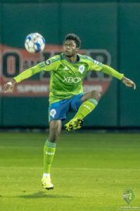 Seattle Sounders Left Back Ibrahim Usman Called Up To Flying Eagles Squad For Africa U20 Cup of Nations