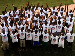 Young Nigerian footballers eager to have famous Ghanaian academy Right to Dream