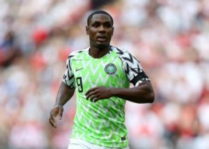 AFCON: Odion Ighalo is key for Super Eagles success – Gernot Rohr