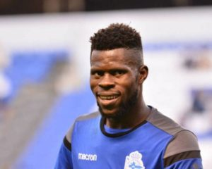 Francis Uzoho investigated in Cyprus over 'health certificate' claims
