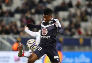 Kalu Misses Bordeaux Clash With PSG Tonight Over Red Card