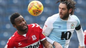 Mikel Stars For Boro In 1-0 Win Over Blackburn
