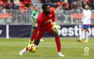 Anorthosis To Appeal Points Deduction Over Francis Uzoho