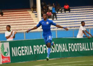 NPFL Review: MFM Beat Sunshine, Extend Unbeaten Run, Akwa Pip Ifeanyi Ubah