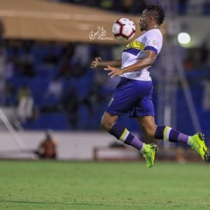 Musa Delighted To Be Back In Action For Al Nassr