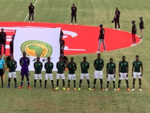 Alhassan Ibrahim Scores Winner To Lift Flying Eagles Past Niger Republic, Through To WYC