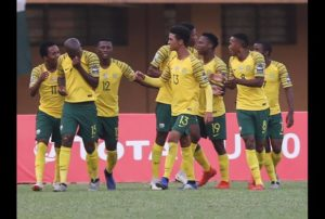 U-20 AFCON: South Africa Coach Senong Urges Amajita's Full Focus Ahead Nigeria Clas