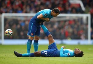 Emery Hopes Iwobi Recovers For Bournemouth Clash