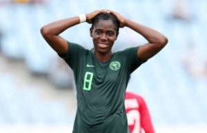 Super Falcons crash out of Cyprus Cup