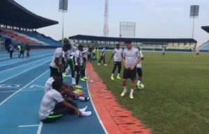AFCON: Gernot Rohr begs NFF for second physical trainer