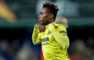 Samuel Chukwueze scores again as Villarreal bag away win at Levante