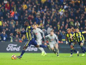 Moses Bags Winning Goal In Fenerbahce Hard Fought Win Vs Rizespor