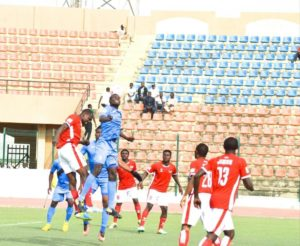 NPFL: Akwa United Extend Unbeaten Streak, Enyimba Hold Insurance