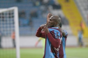 Nwaekeme Bags Brace In Trabzonspor Draw Vs Kasimpasa, Ajayi On Target For Al Ahly
