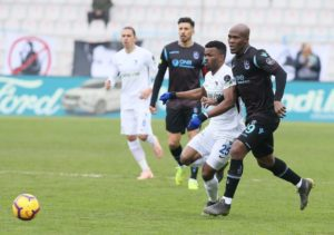 Nwakaeme Happy To Score Trabzonspor Winner Against Erzurumspor