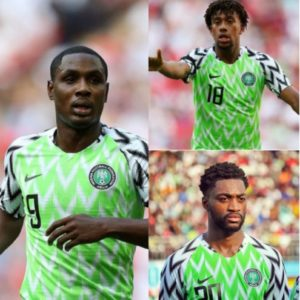 Super Eagles Stars hit Camp Ahead Seychelles, Egypt Clashes