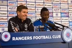 Sadiq Slams Gerrard Over Poor Treatment During Loan Spell With Rangers