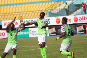 U-23 AFCON Qualifiers: Osimhen Bags Hat-Trick,Sink Libya, Advance To Final Round