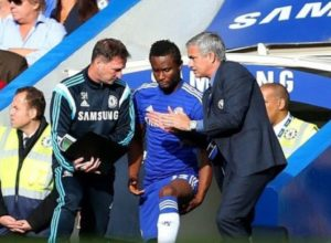 Mikel: How Naughty I Was At Chelsea Under Mourinho