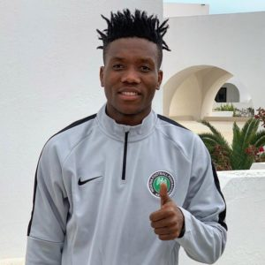 Rohr Hands Okereke Late Invitation For Egypt Friendly