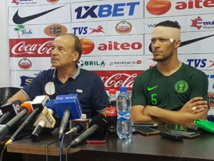 My Eagles Are 69% Ready For AFCON: Rohr