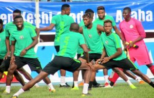 Imama Makes Six Changes To Nigeria U23 Lineup, Osimhen, Awoniyi & Chukwueze Start