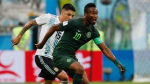 John Obi Mikel's absence is the elephant in the Super Eagles' dressing room