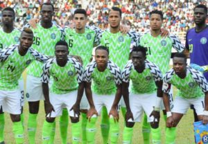 Super Eagles drop in  latest position on Fifa World Rankings