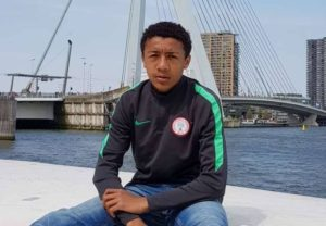 Omidiji Will Shun Invitation To Play For Nigeria In The Future After Failing To Make U17 AFCON Squad