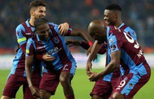Anthony Nwakaeme hails Trabzonspor's win at Bursaspor