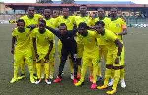 Rangers draw goalless with hosts Niger Tornadoes