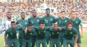Eagles To Face Black stars of Ghana, Senegal In Pre-AFCON Friendlies