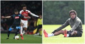 Alex Iwobi reveals he almost left the Gunners twice but is glad he chose to stay
