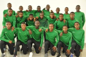 Golden Eaglets Ready For Angola Test , Target S/Final, World Cup Spots