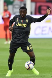 Juventus Debutant Defender Gozzi Iweru Interested In Nigerian Football, Could Switch Allegiance From Italy