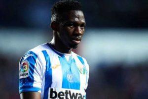 Kenneth Omeruo makes Spanish La Liga Team of the Week again