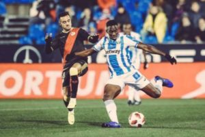 Kenneth Omeruo plays down injury scare