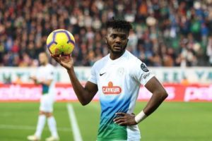 Porto Want £15m For Awaziem Following His Impressive Loan Stint With Rizespor