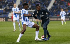Omeruo Stars In Leganes Win; Aina Subbed On As Torino Hold Juventus