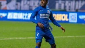 Ighalo Hits Goal No.7 As Shanghai Shenhua Suffer Defeat