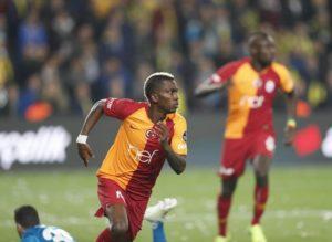 Turkish Super Lig: Onyekuru Grabs Assist In Galatasaray Win Against Rizespor