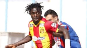 Lokosa Scores First League Goal For Esperance In Home Win Vs Stade Gabesien