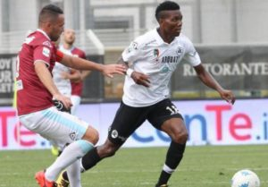 Derby County Join Race For U-23 Eagles Forward Okereke