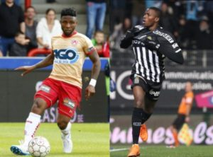Ezekiel, Osimhen Clash As Kortrijk, Charleroi Fight For Europa League Spot