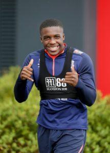 Ofoborh Granted Permission To Leave Nigeria U20 Camp Ahead Of Bournemouth Last EPL Game