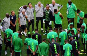 Super Eagles AFCON 2019 Fixtures