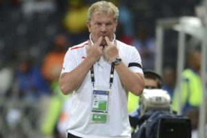 I hope Super Eagles' injuries, sicknesses benefit us to win: Guinea Coach