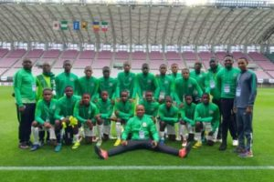 Future Eagles thump Mexico, set for host nation Japan