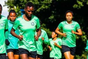 Onome Ebi: Super Falcons are ready for France