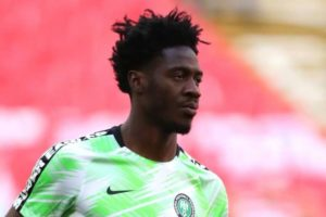 I want to win AFCON with Nigeria after pain of missing World Cup: Ola Aina